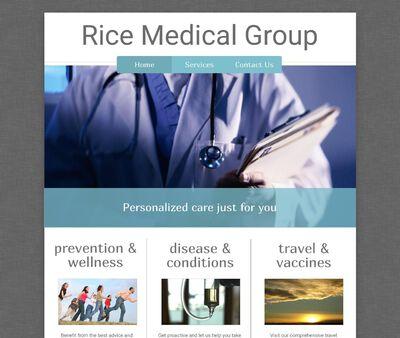 STD Testing at Rice Medical Group
