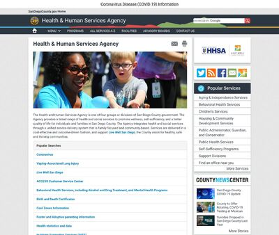 STD Testing at County of San Diego Health and Human Services Agency (North Coastal)