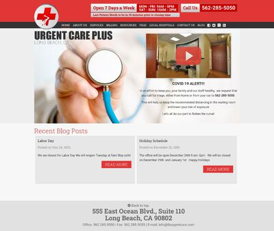 STD Testing at Urgent Care Plus Long Beach