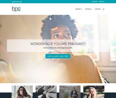 STD Testing at Bakersfield Pregnancy Center