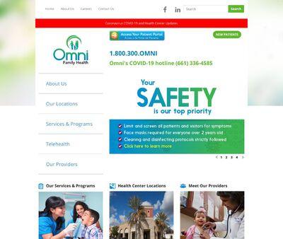 STD Testing at Omni Family Health | California Avenue Health Center