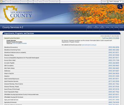 STD Testing at San Bernardino County Department of Public Health (Ontario Health Center)