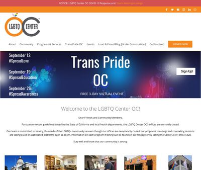 STD Testing at LGBT Center of Orange County