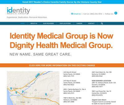 STD Testing at Identity Medical Group