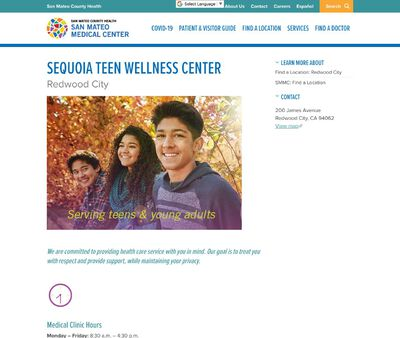 STD Testing at San Mateo Medical Center