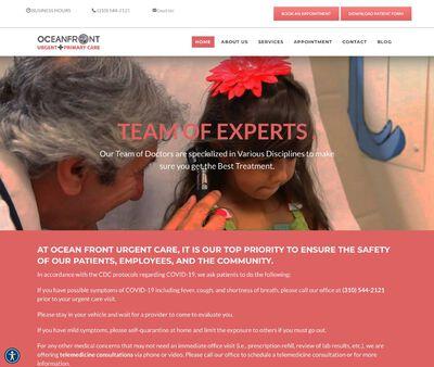 STD Testing at OceanFront Urgent Care & Family Medicine