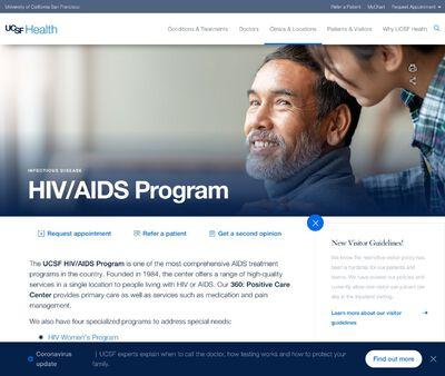 STD Testing at University of California San Francisco Health (UCSFH)