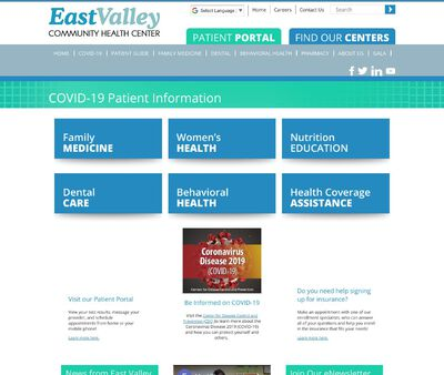 STD Testing at East Valley Community Health Center (Pomona Clinic)