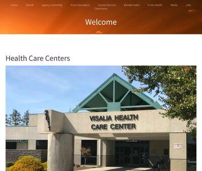 STD Testing at Visalia Health Care Center