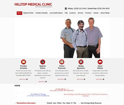 STD Testing at Hilltop Medical clinic