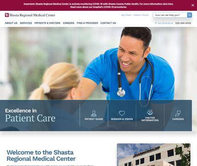 STD Testing at Shasta RegionalMedical Center