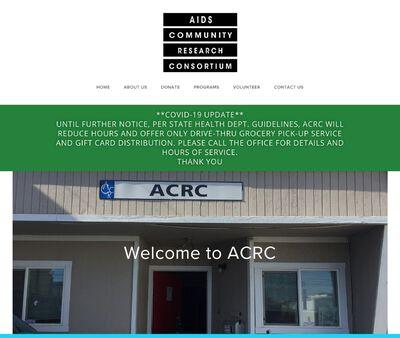 STD Testing at AIDS Community Research Consortium (ACRC)