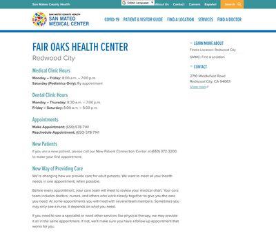 STD Testing at Fair Oaks Clinic Fair Oaks ClinicFair Oaks Clinic