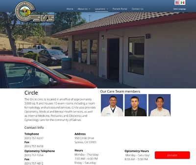 STD Testing at Clinica de Salud del Valle de Salinas (Circle Medical Clinic)