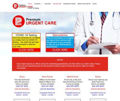 STD Testing at Premium Urgent Care
