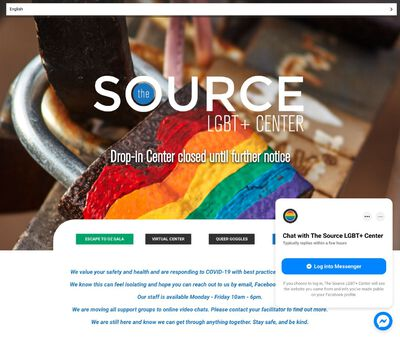 STD Testing at The SOURCE LGBT+ Center