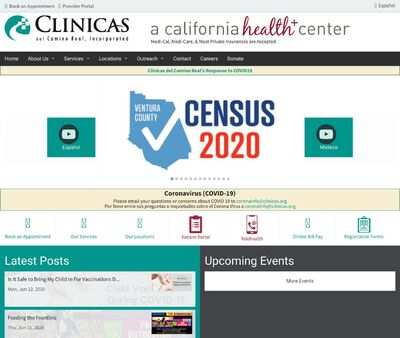 STD Testing at Clinicas del Camino Real Incorporated (Ojai Valley Community Health Center)