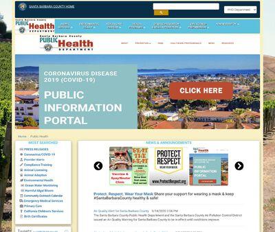 STD Testing at Santa Barbara County Public Health Department (Carpinteria Health Care Center)