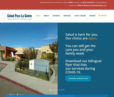 STD Testing at Salud Para La Gente, Beach Flats Clinic