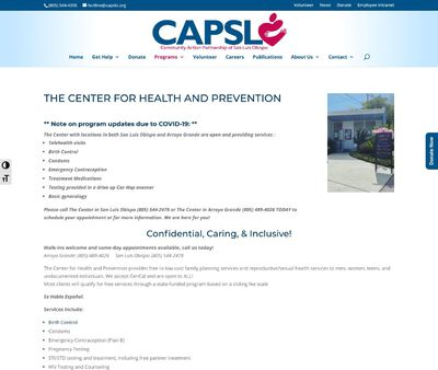 STD Testing at The Center for Health and Prevention