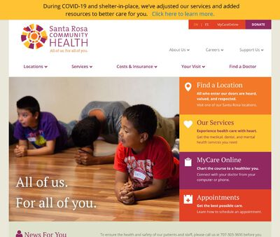 STD Testing at Santa Rosa Community Health Centers (Southwest Community Health Center)