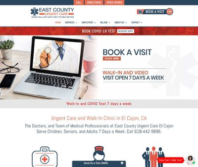 STD Testing at East County Urgent Care