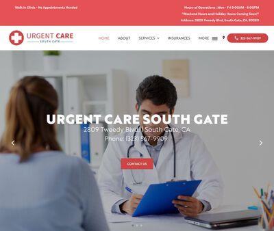 STD Testing at Urgent Care South Gate