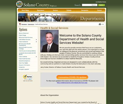 STD Testing at Solano County Health & Social Services