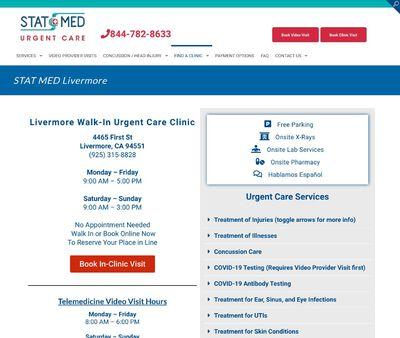 STD Testing at STAT MED Urgent Care