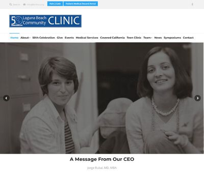 STD Testing at Laguna Beach Community Clinic