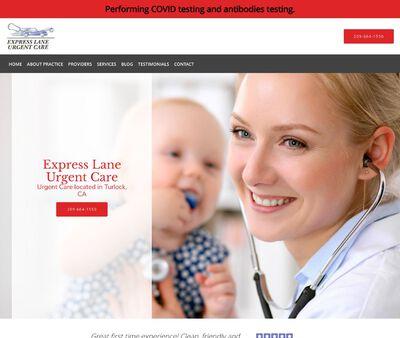 STD Testing at Express Lane Urgent Care