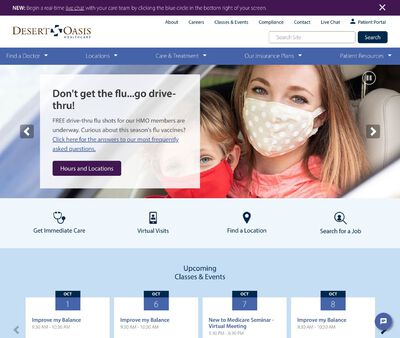STD Testing at Desert Oasis HealthCare Immediate Care-Yucca Valley