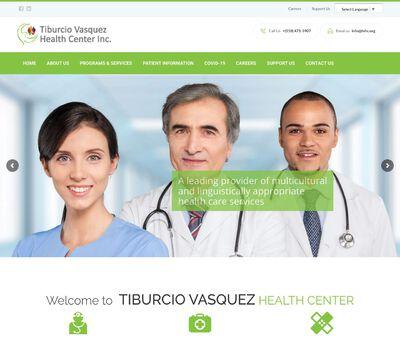 STD Testing at Tiburcio Vasquez Health Center Inc.