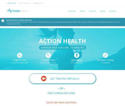 STD Testing at Action Urgent Care