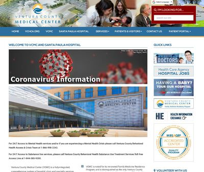 STD Testing at Ventura County Health Care Agency (Ventura County Public Health Department)