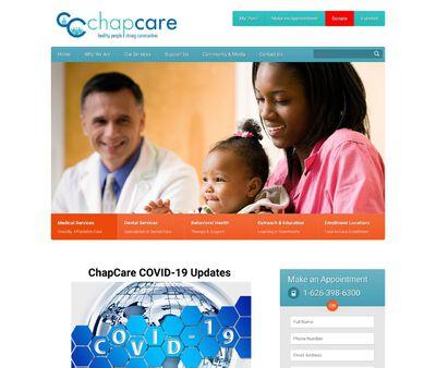 STD Testing at ChapCare (Lime)