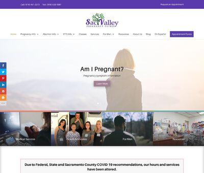 STD Testing at Sac Valley Pregnancy Clinic