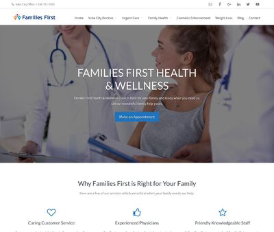 STD Testing at Families First Urgent Care and Weight Loss Center