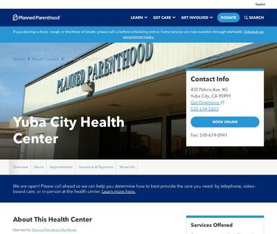 STD Testing at Planned Parenthood - Yuba City Health Center