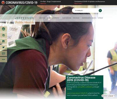 STD Testing at Jefferson County Public Health