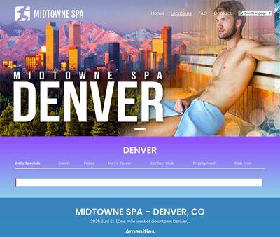 STD Testing at Midtowne Spa Denver
