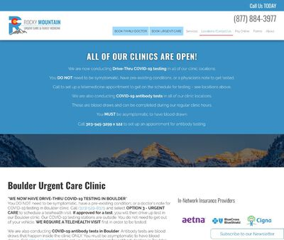 STD Testing at Rocky Mountain Urgent Care
