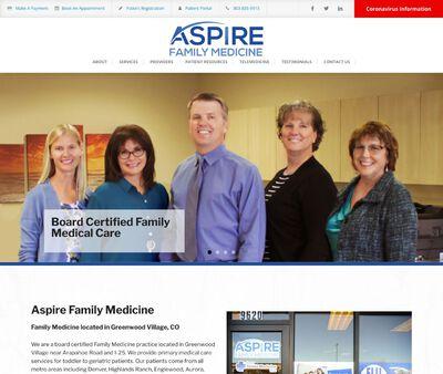 STD Testing at Aspire Family Medicine