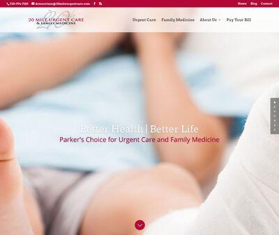 STD Testing at 20 Mile Urgent Care