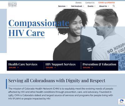 STD Testing at Colorado Health Network