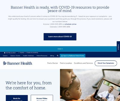 STD Testing at Banner Health Clinic
