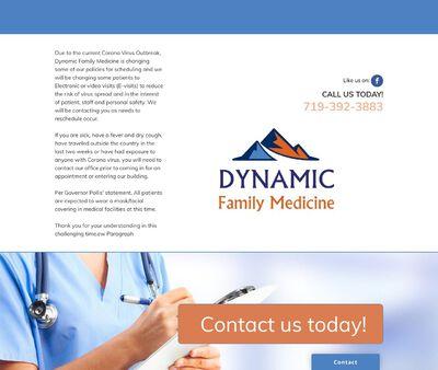 STD Testing at Dynamic Family Medicine PLLC