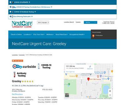 STD Testing at NextCare Urgent Care