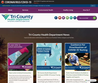 STD Testing at Tri-County Health Department