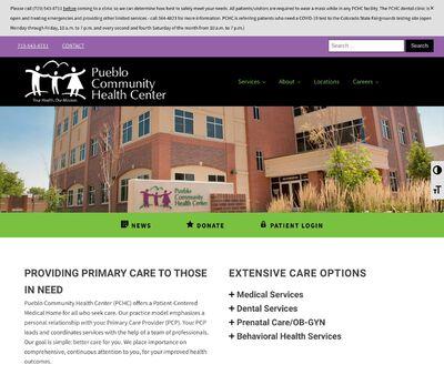 STD Testing at Pueblo Community Health Center (Colorado Avenue Clinic)